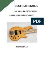Basszusgitár Iskola