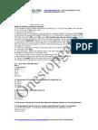 GATE Mechanical Engineering Sample Paper 7