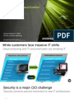 Securing Cloud Enabled Business 01 Dec 2011