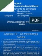 Movimentos Sociais Cap 15
