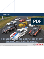 Sports Cars PPT