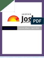 Current Affairs Magazine April 2012