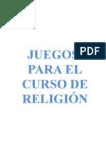 Material para la clase de Religión