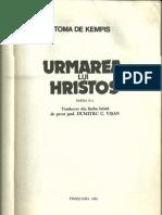 Urmarea Lui Hristos- Toma de Kempis