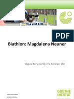 Sport Und Deutsch