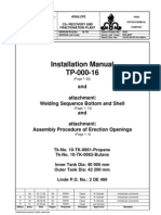Tanks Installation Manual