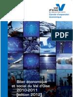 Bilan que Et Social Du Val d'Oise - Edition 2012 - PDF