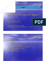 Armenski - University Management System