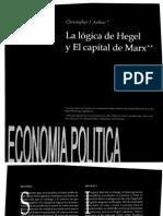 1.La Logica de Hegel y de El Capital de Marx.arthur