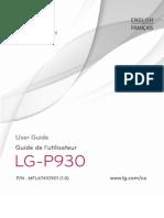 LG-P930 Optimus Lte Owners Manual