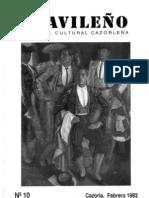 Revista Clavileño n.º 10