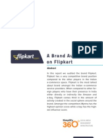 E- commerce case study on flipkart | E Commerce | Online