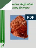Respiratory Regulation During Exercise