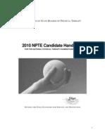 Candidate Handbook 20110114