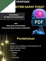 Responsi infeksi SSP
