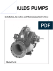 Goulds 3410_Installation Manual