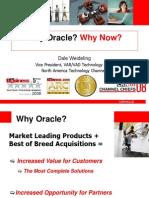 Oracle XChange 09 Tech Symposium