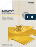 Residential Property Focus q2 2012