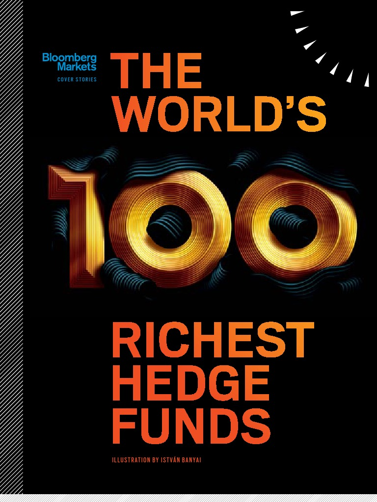 100 Richest Hedge Fund Bbg Hedge Fund Hedge Finance