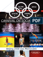 London Olympics Goes Social Big Time
