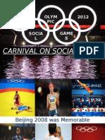 London Olympics Goes Social Big Time
