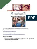 LOS NIÑOS SALVAJES propuesta para trabajar con alumnos desde IES Concha Méndez Cuesta
