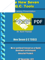 New Seven Tools Presentation TWO on 14-12-2011