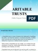 Charitable Trusts