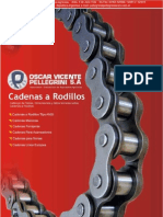 Folleto Cadenas Display