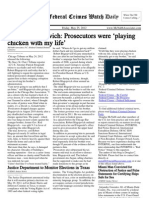 May 25, 2012 - The Federal Crimes Watch Daily