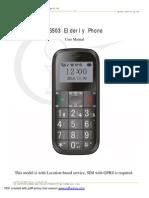 GS503User Manual
