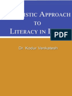 A Holectic Apporach to Literacy in India