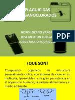 EXPOSICIÓN ORGANOCLORADOS
