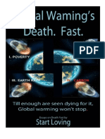 Global Warming's Death. Fast.081412 Till enough are seen dying for it, Global Warning won't stop