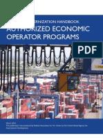 AEO Programs Handbook