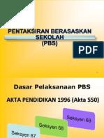 PENGOPERASIAN PBS