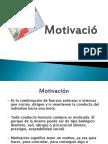 Presentacion de Motivación