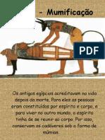Egipto - Mumificação
