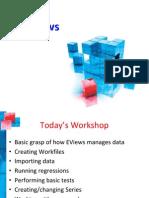 EViews Workshop