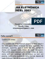 Excel 2003 Para Concurso
