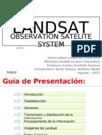 Trabajo U Satelites LandSat