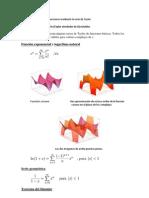 4.6 Representacion de Funciones Mediante Serie de Taylor