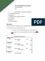Solution Parallel Quiz - Mid Term