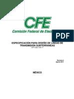 02012012- Espec Ingenieria LTs Subterraneas
