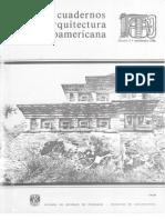 Cuadernos de Arquitectura Mesoamericana.08a