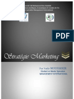 Stratégie Marketing - Nadir MOUFAKKR
