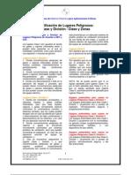 Clasificacion Clases y Zonas Peligrosas Para Instalar Motores