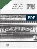 Cuadernos de Arquitectura Mesoamericana.09a