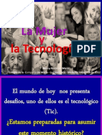 Congreso Mujer y tecnología
