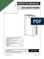 Service Manual ARC-14SH
